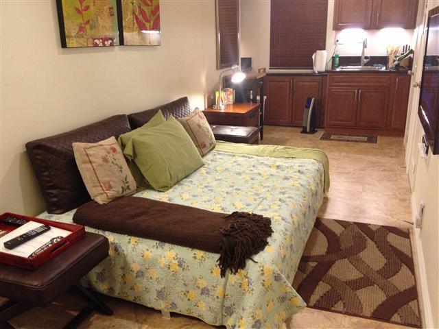 Full size futon bed