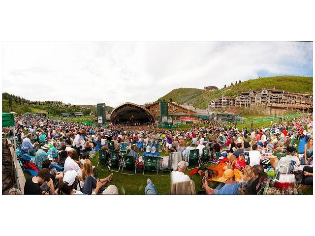 Free Wednesday Summer Concerts at Deer Valley