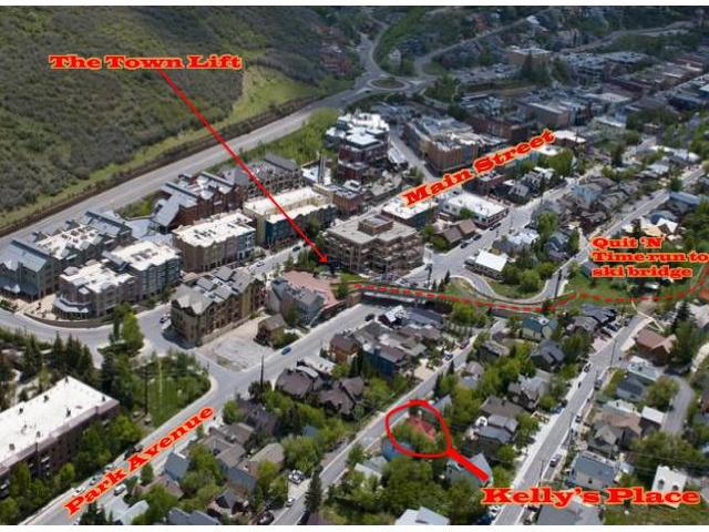 Fabulous location in the heart of downtown Park City