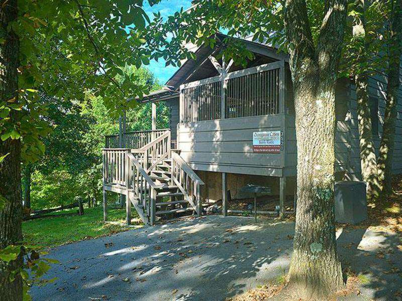Bearly Rustic Country Pines Resort 2 Br Outrageous