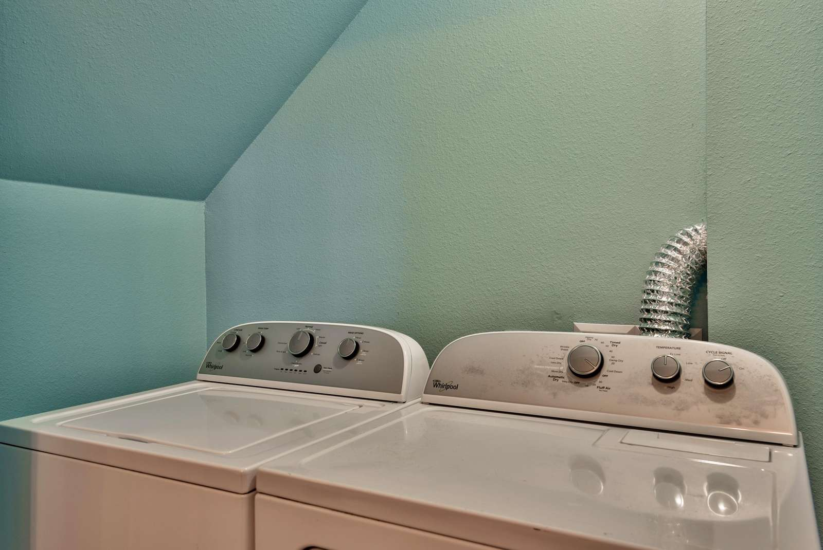 Wasdher / Dryer