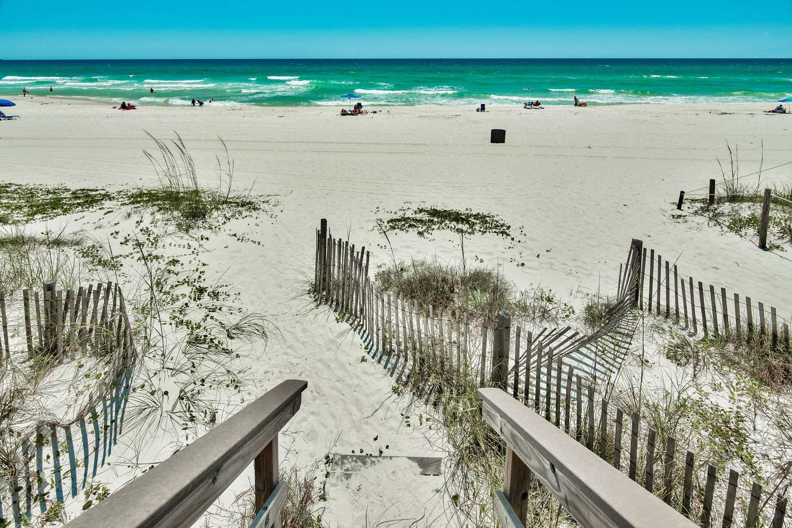 The Sugary Sand Awaits!