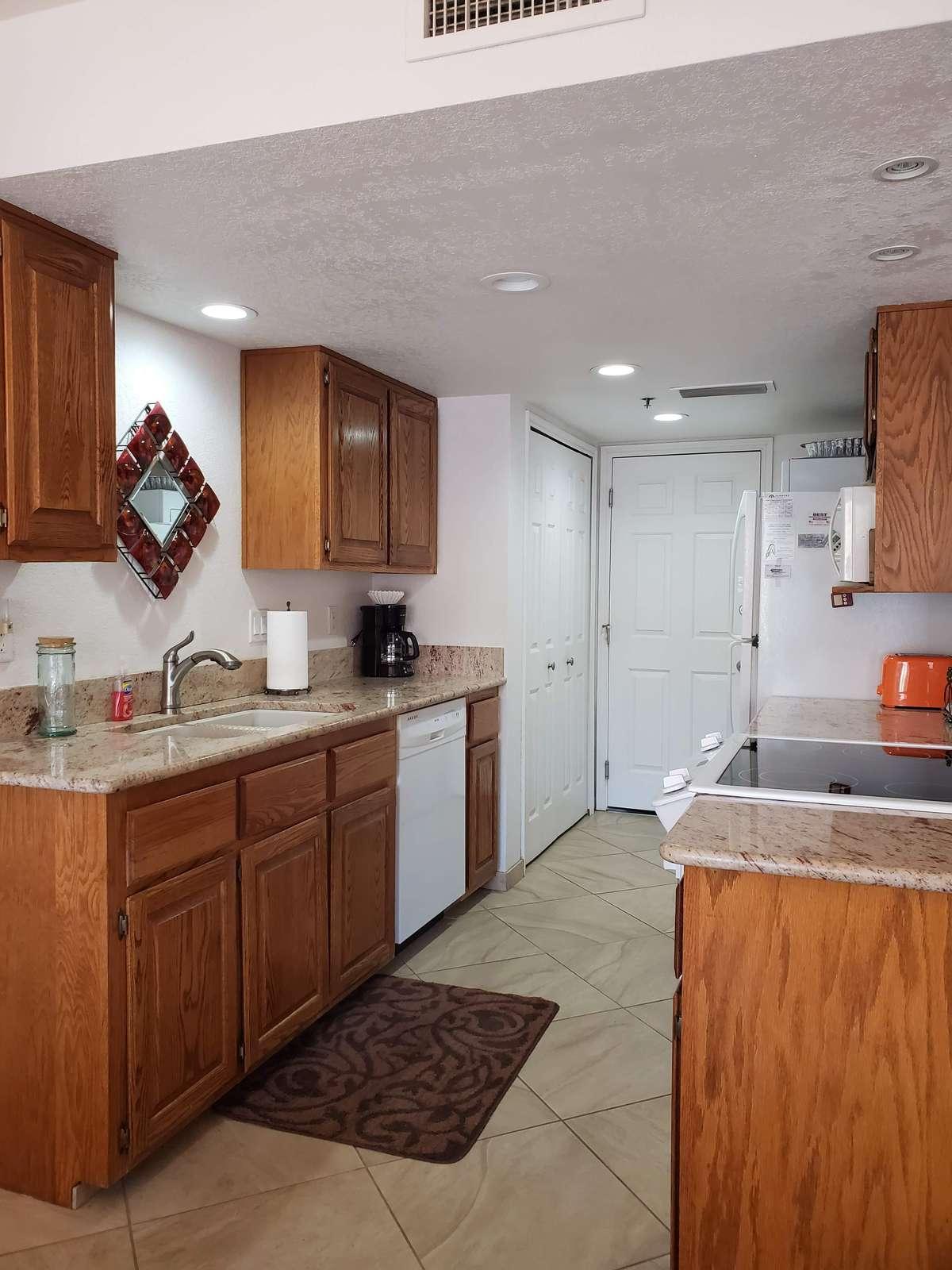 Garage Entry From Kitchen