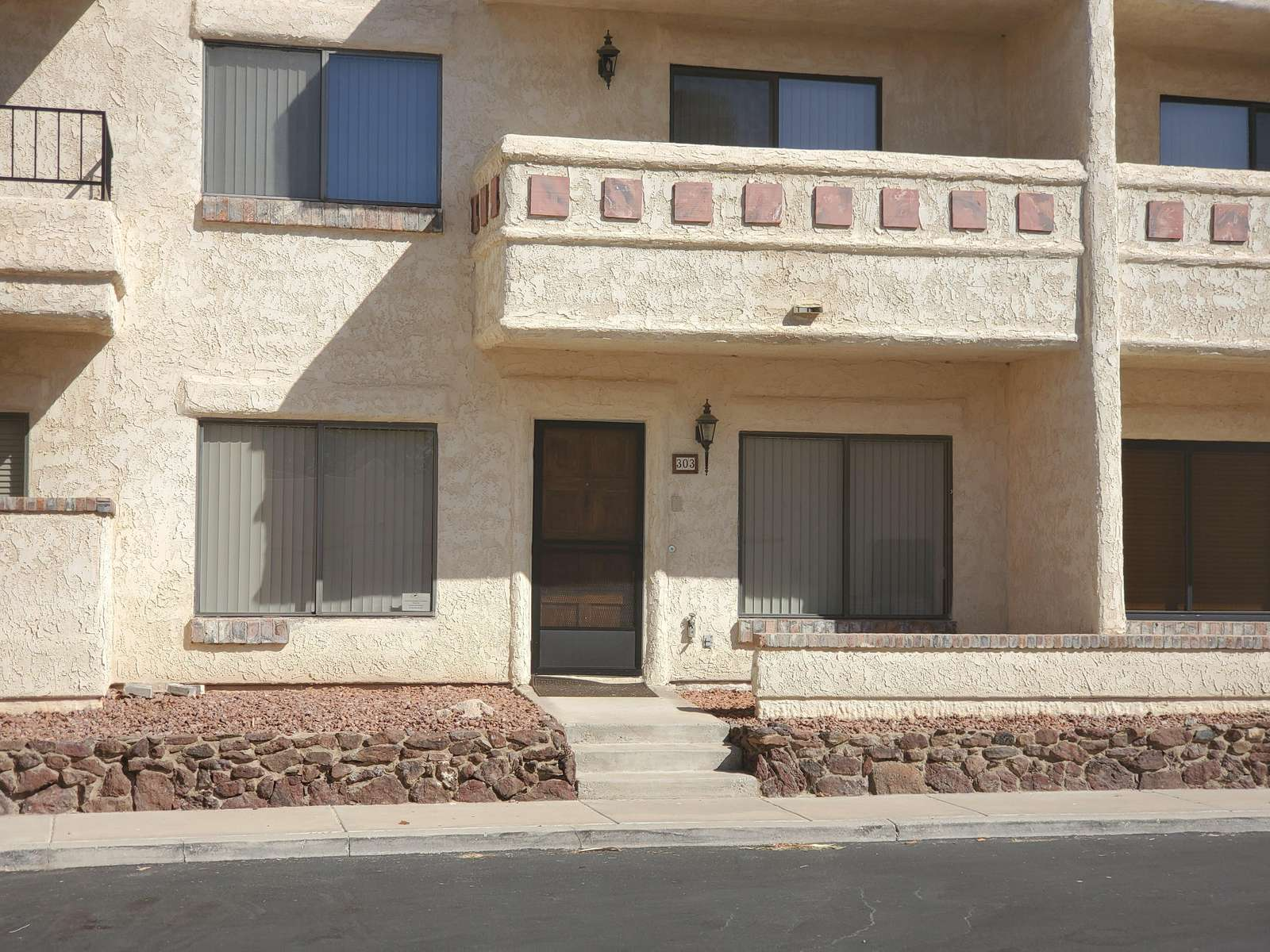 Street View of Townhome