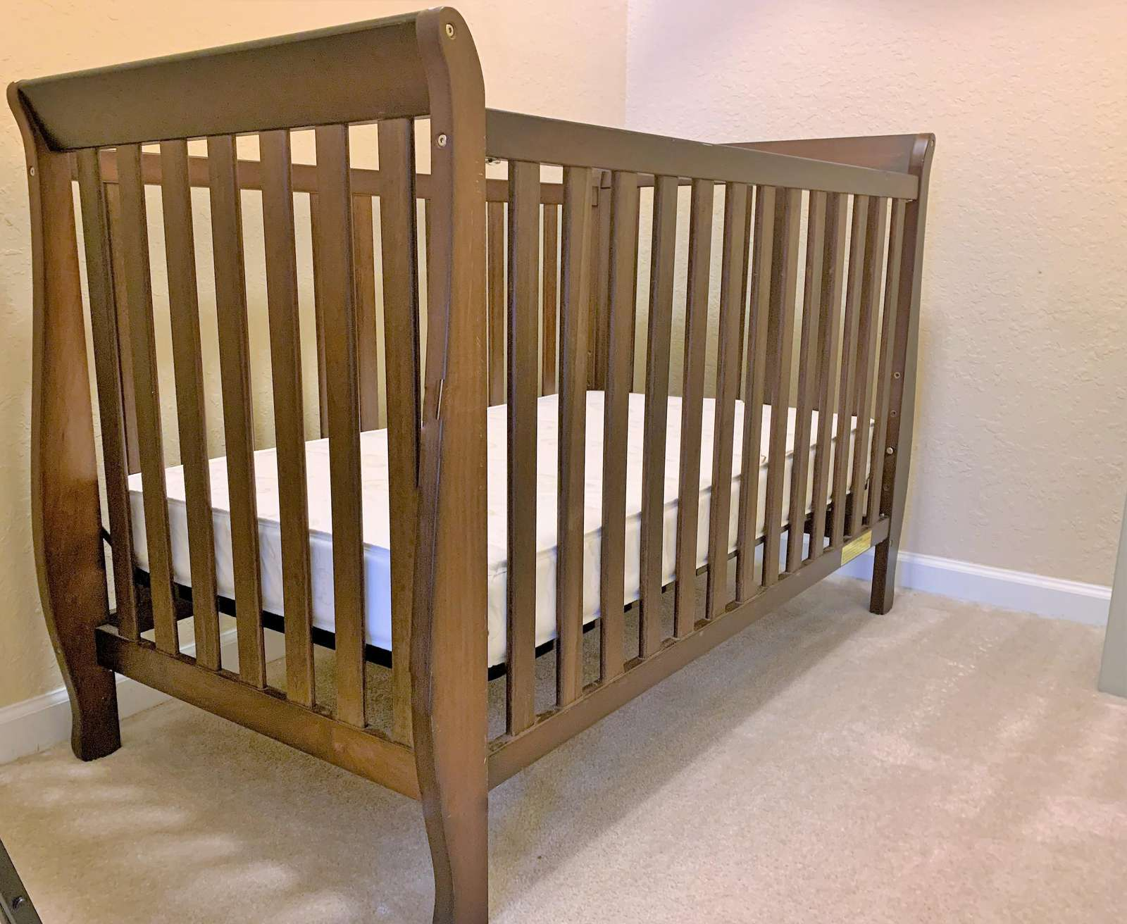 Crib available - please check availability
