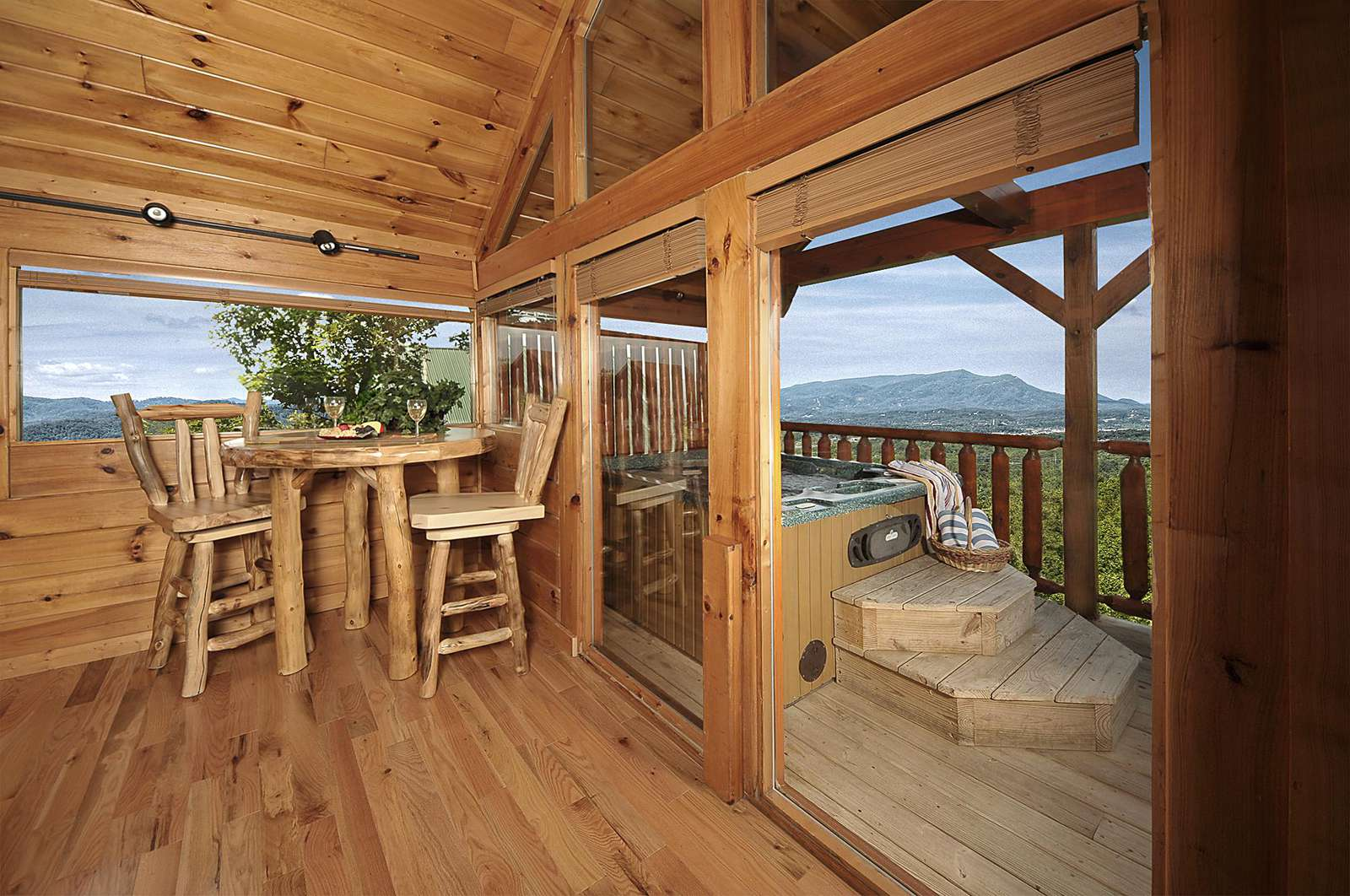 Additional Loft Bedroom Seating Area