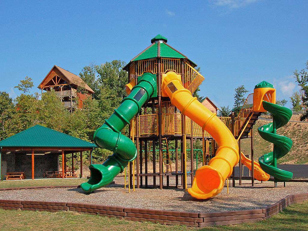 Starr Crest Resort Playground