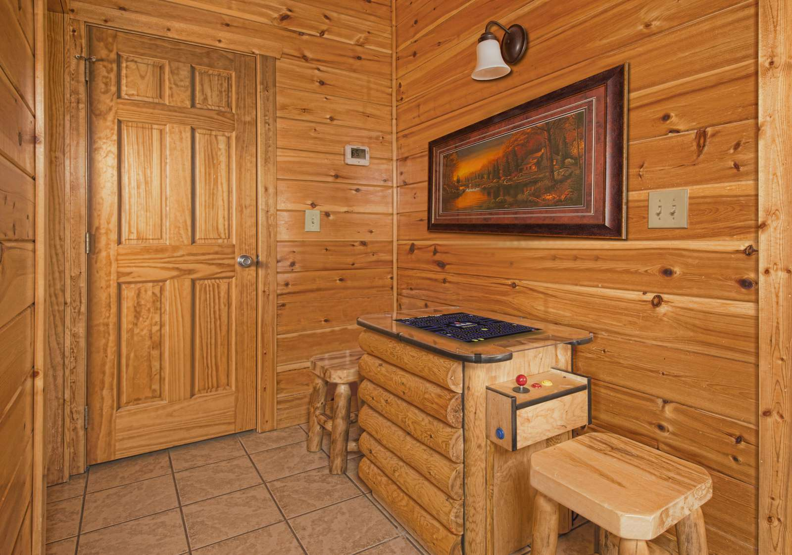 The Honeymoon Suite 1 Br Outrageous Cabins