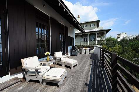 Lovely outdoor living spaces to relax and enjoy