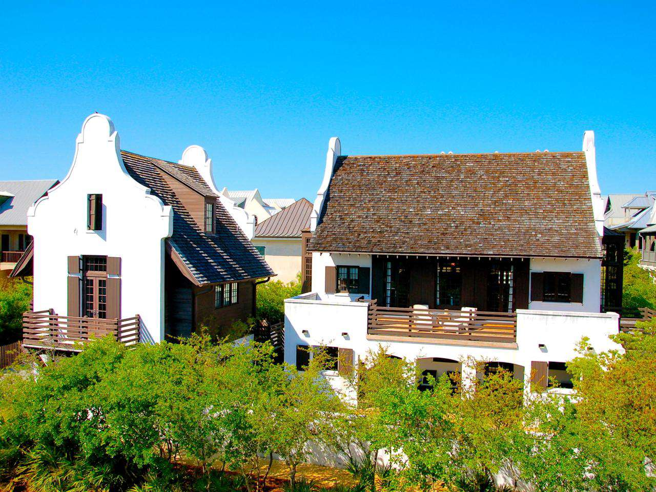 Luxury 4 Bedroom/4.5 Bath Rosemary Beach Home on South side of 30a