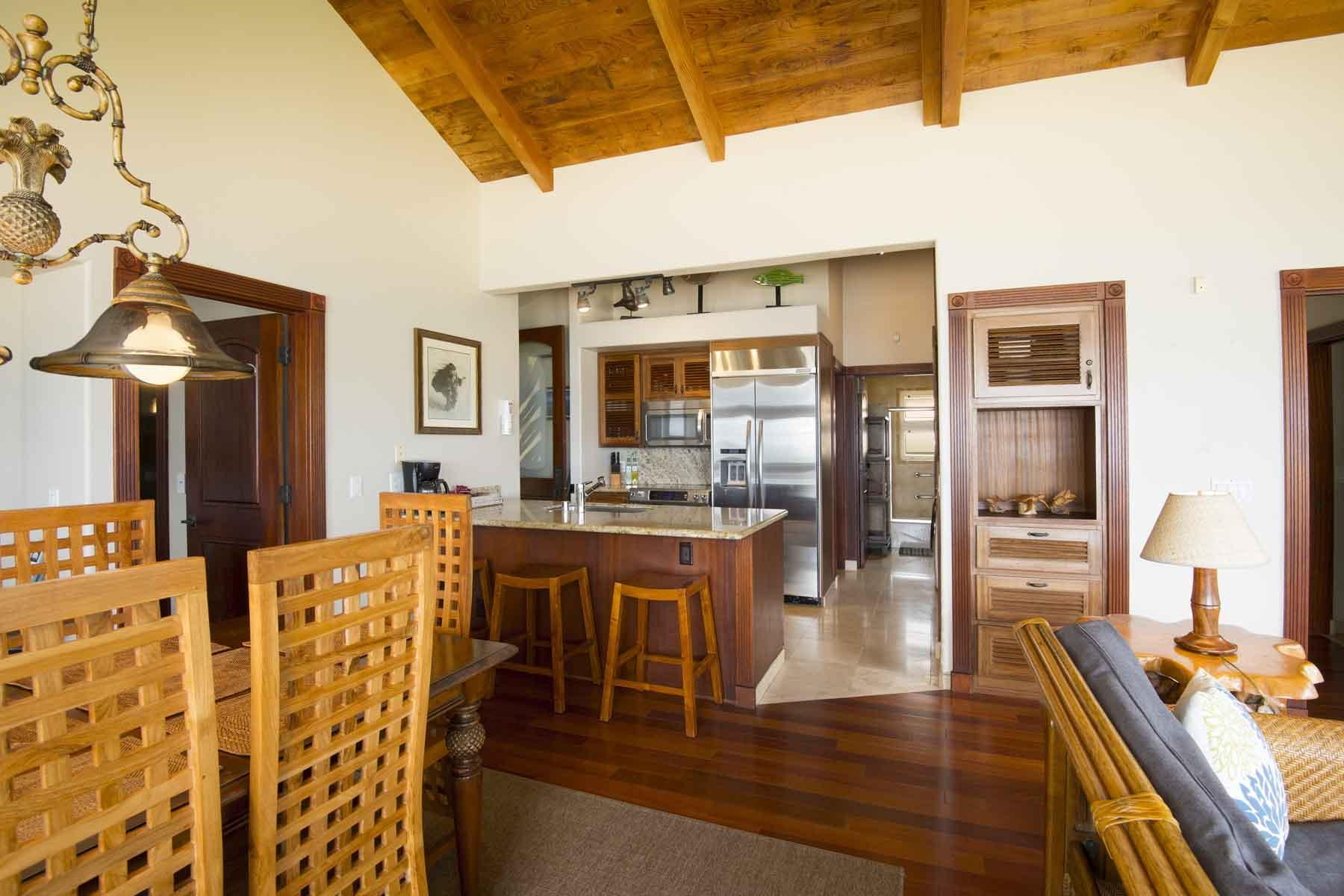 Open floor plan for your gathering.