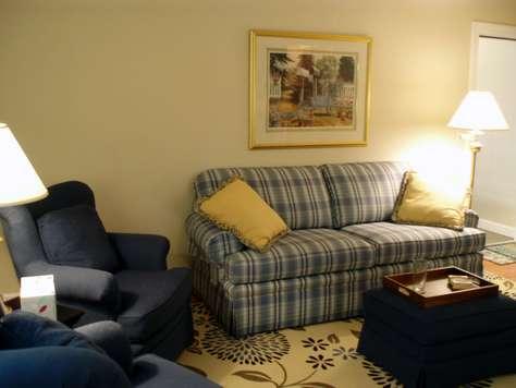 Each has a Pullout sofa - sleeps 6