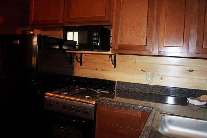 Sugar Pine Kitchen