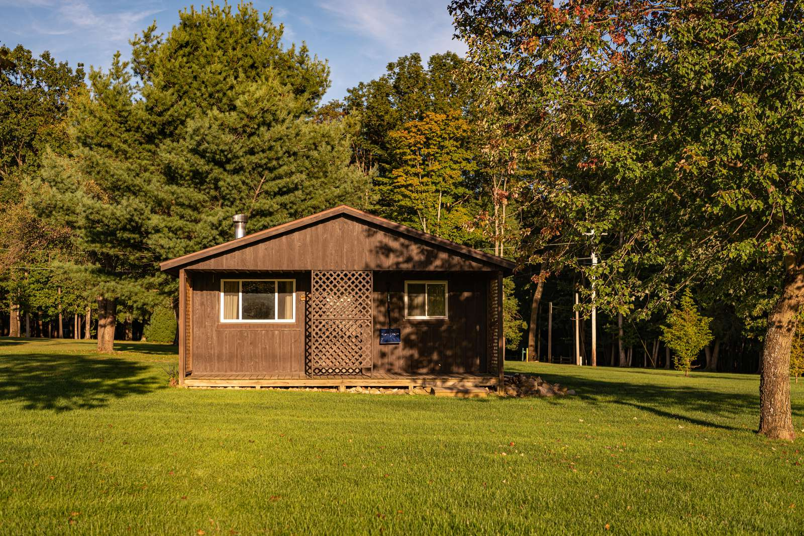 Sugar Pine Cottage Front