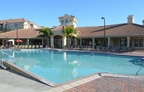 Main pool at Vista Cay
