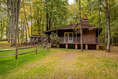 Hemlock Haven Cabin