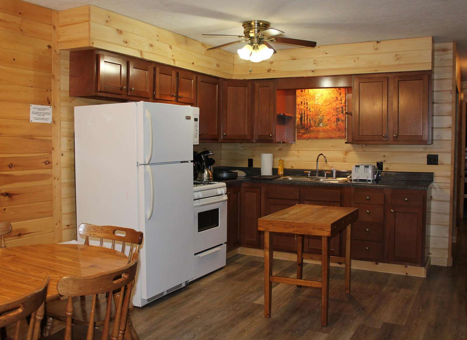 Kitchen - New Kitchen Cupboards and Flooring