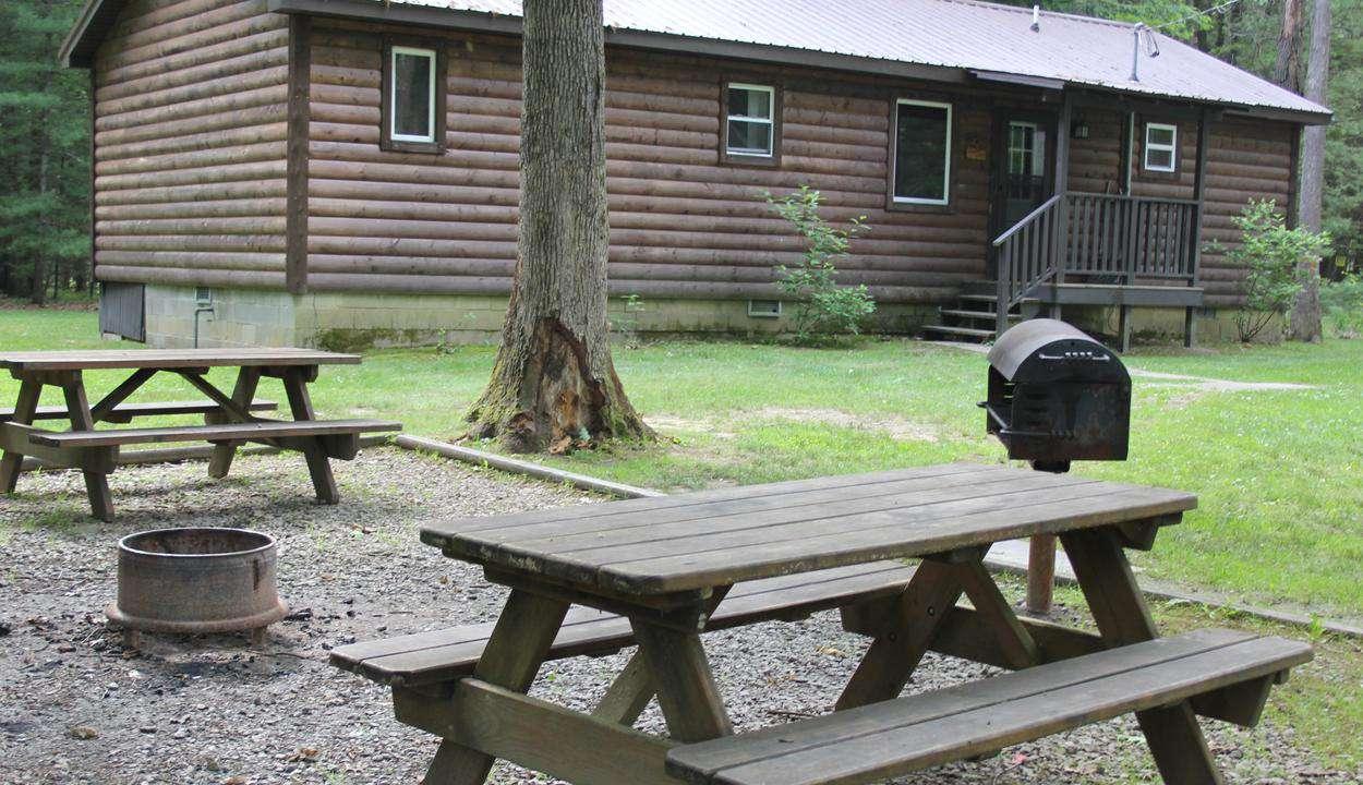 Hidden Oaks Picnic Area