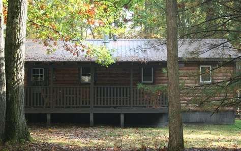 Hidden Oaks Cabin