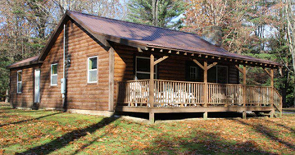 Old Hickory Cabin Front