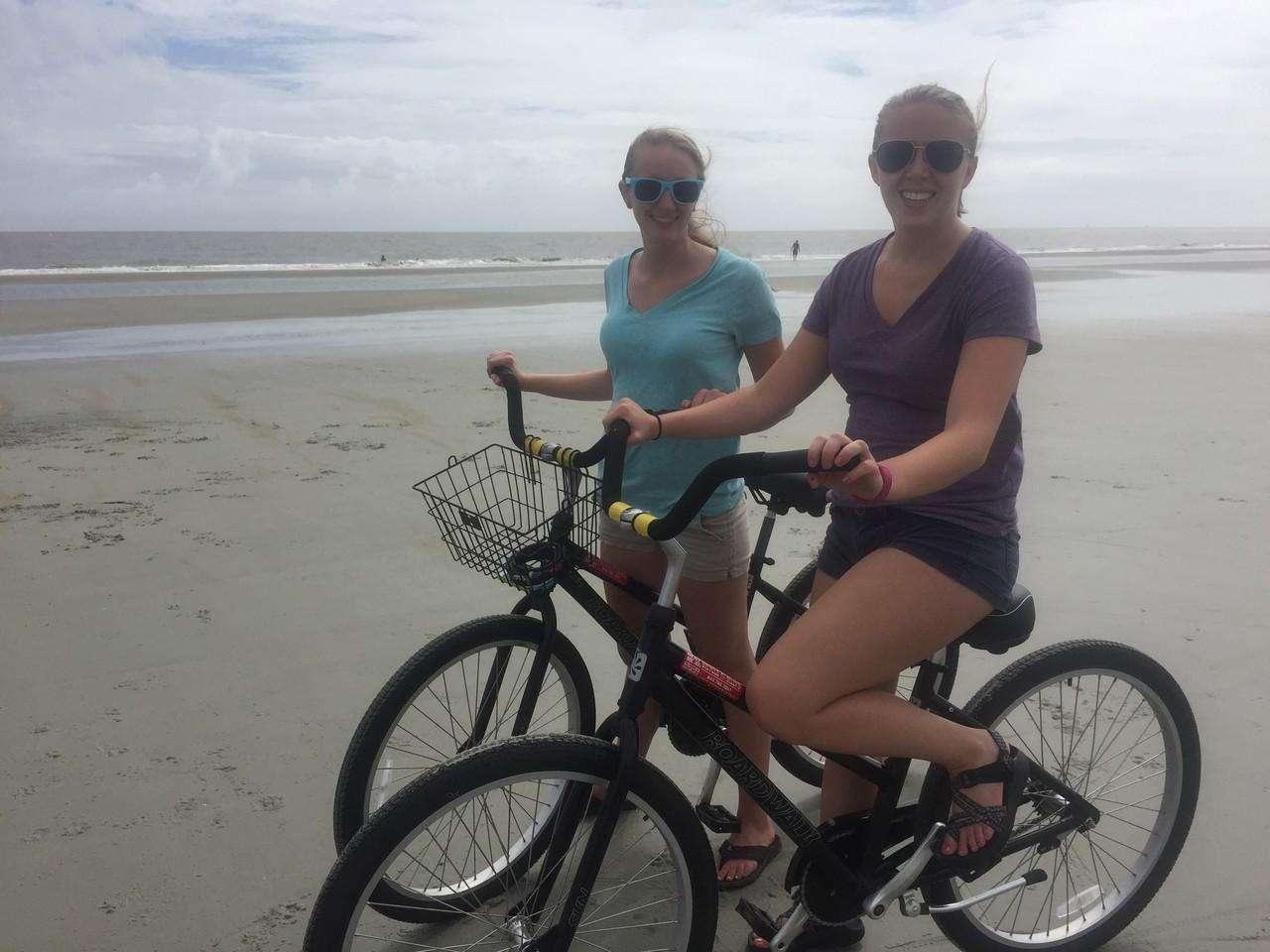 Activities - biking