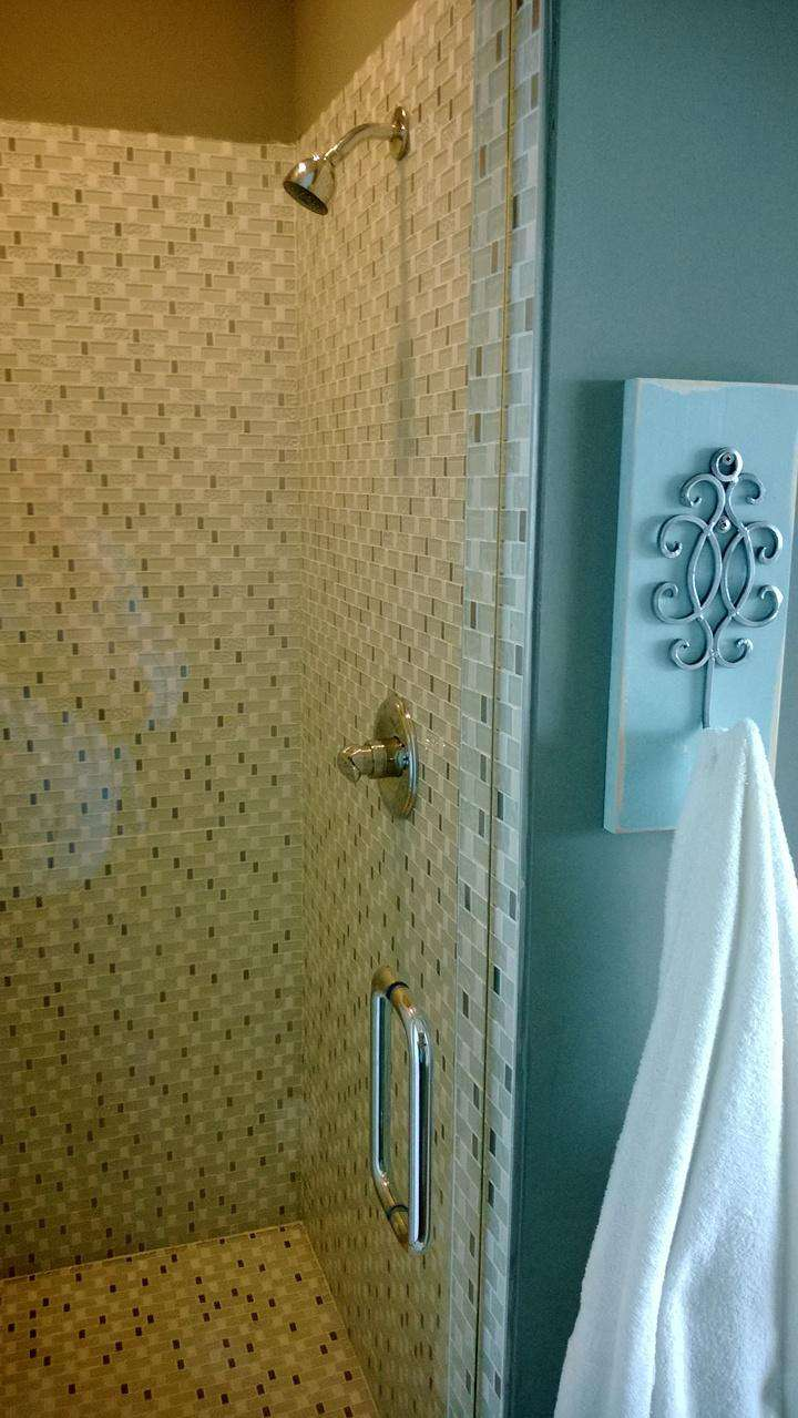 master bedroom # 4 shower