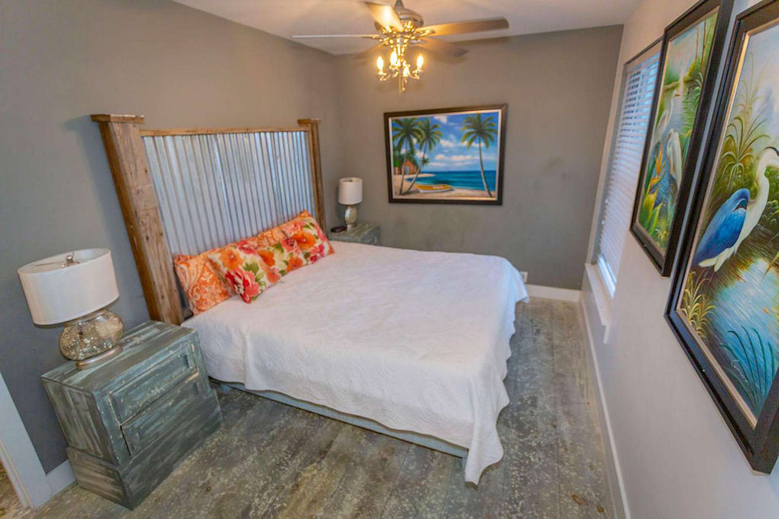 Br # 5 king bed/bath/ocean view
