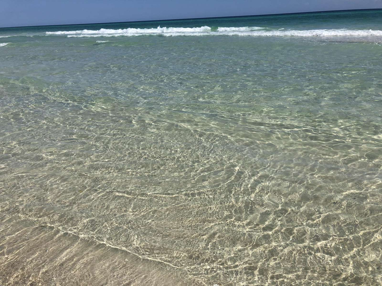 View from the back deck of home