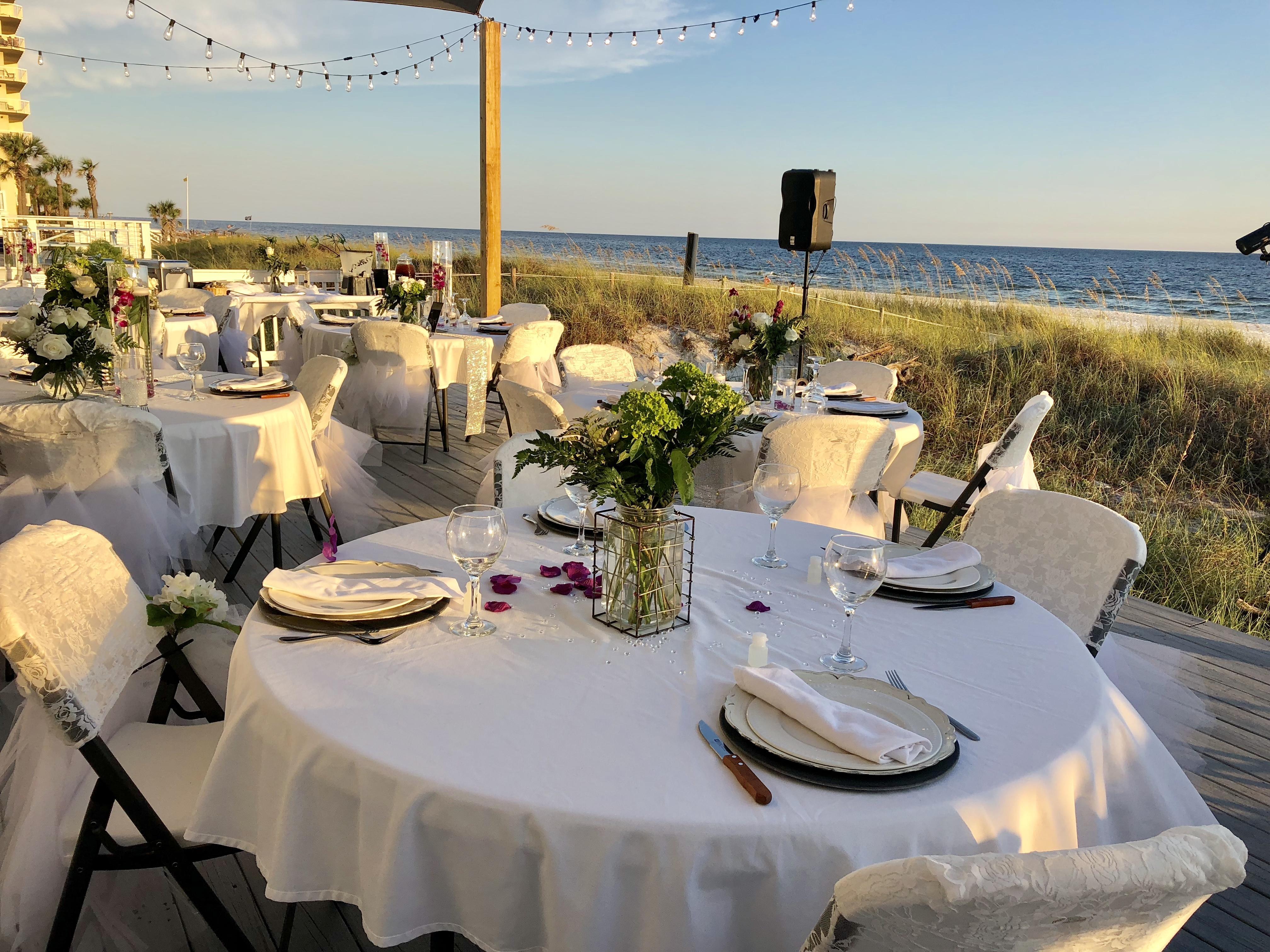 Beautiful weddings at Corona Del Mar