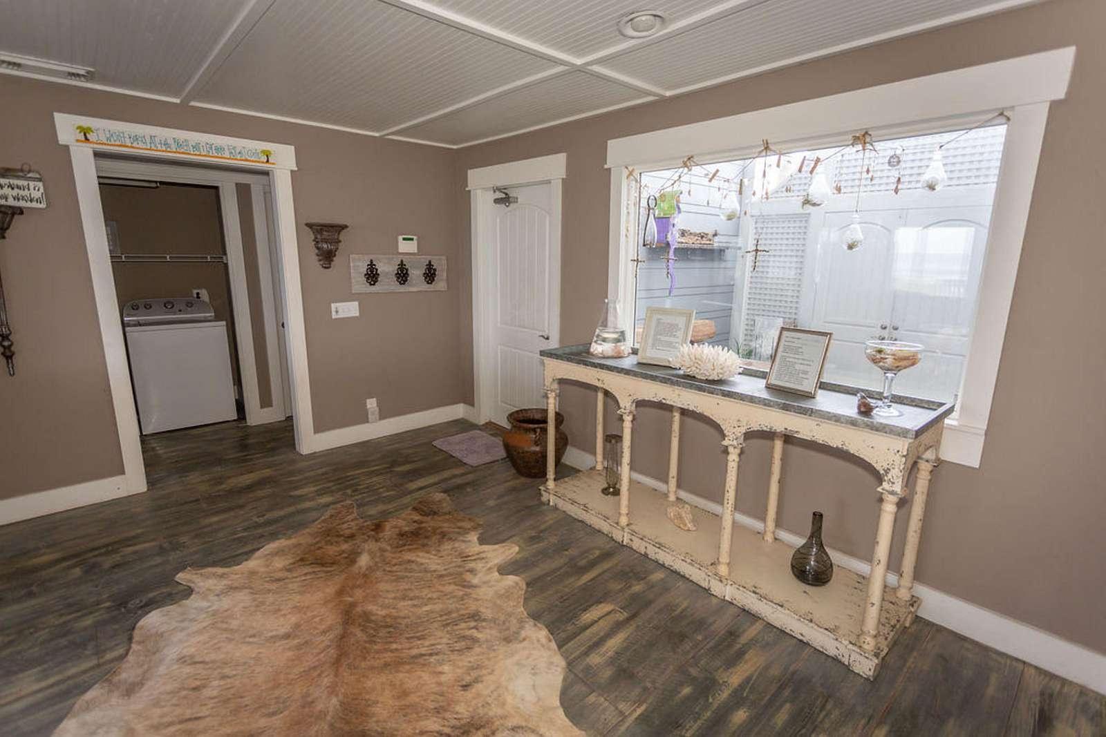 Entry of home