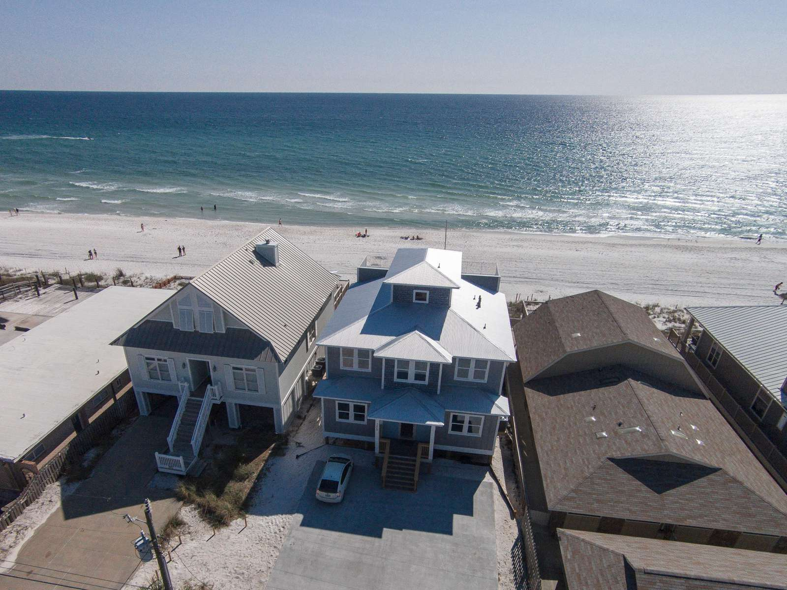 Making Waves - Huge HEATED Beachfront Pool & Hot Tub!  Best in PCB!
