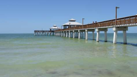 Pier at Fort Myers Beach