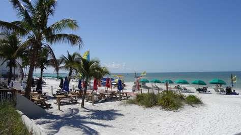 Bars next to the Beach
