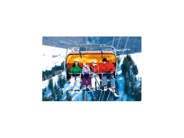 Great Family Ski Getaway