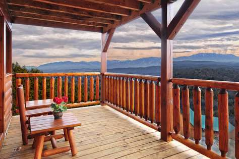 Bearly Awake 2 Br Outrageous Cabins Sevierville Tn