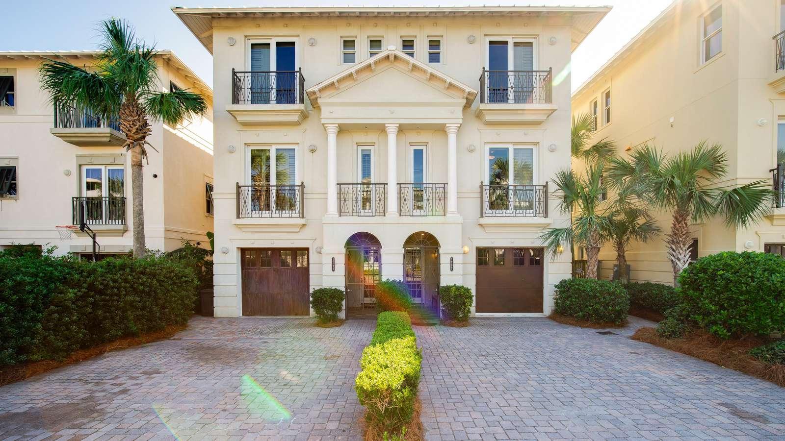 Enjoy the beauty of Emerald Embrace Beach House!