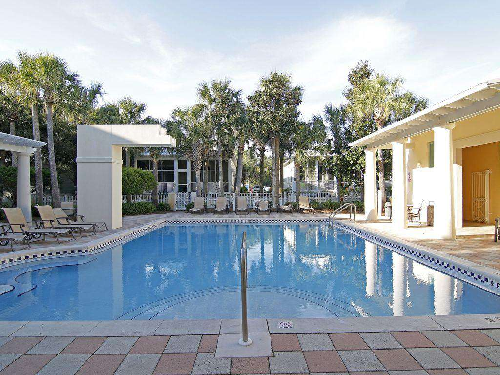The community pool