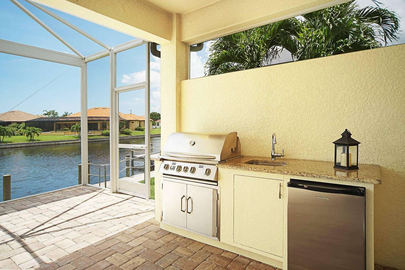 Wischis Florida Home - Ferienhaus Cape Coral - Hausverwaltung - Immobilien