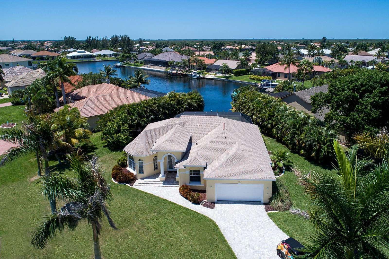 Wischis Florida Home - Cape Coral Ferienhaus - Treasure Island - Hausverwaltung - Immobilien