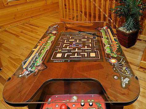 Arcade Table Top
