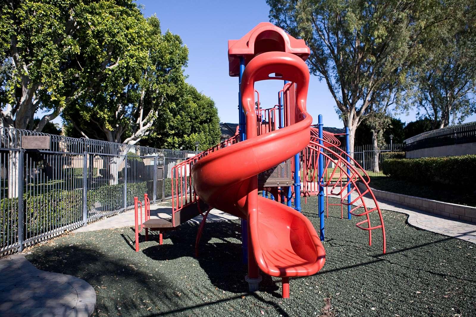 new community playground