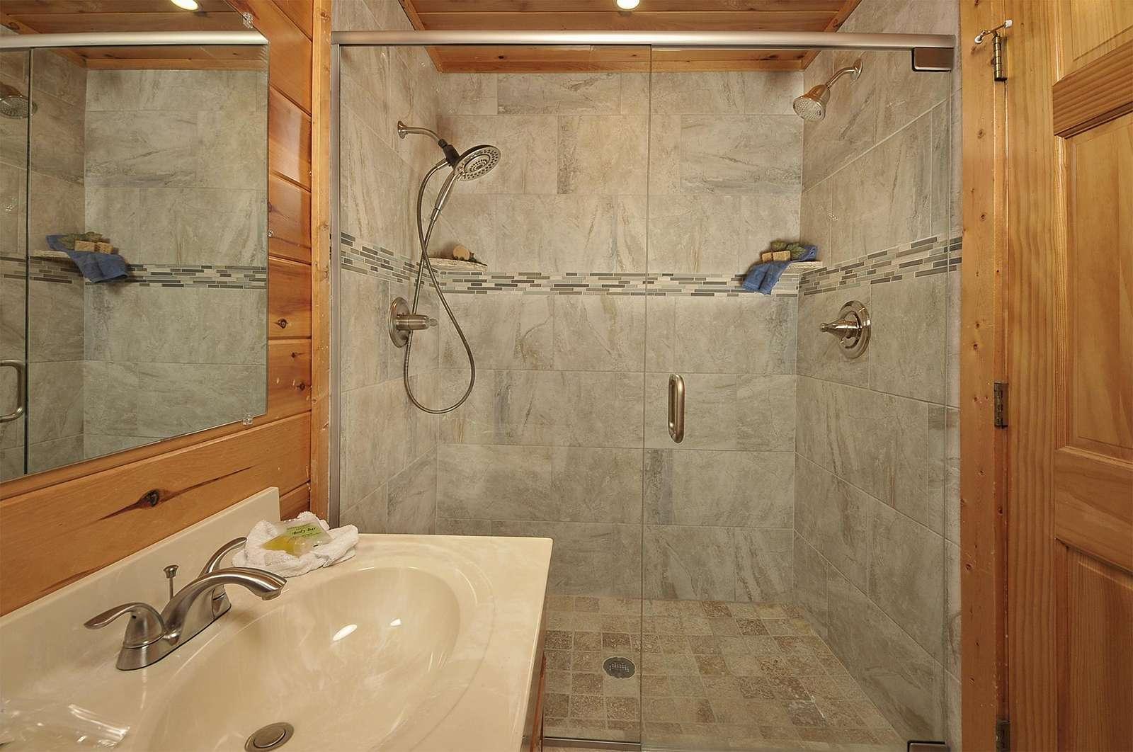 Main Floor Bedroom Bathroom