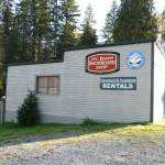 The famous Mt. Baker Snowboard Shop