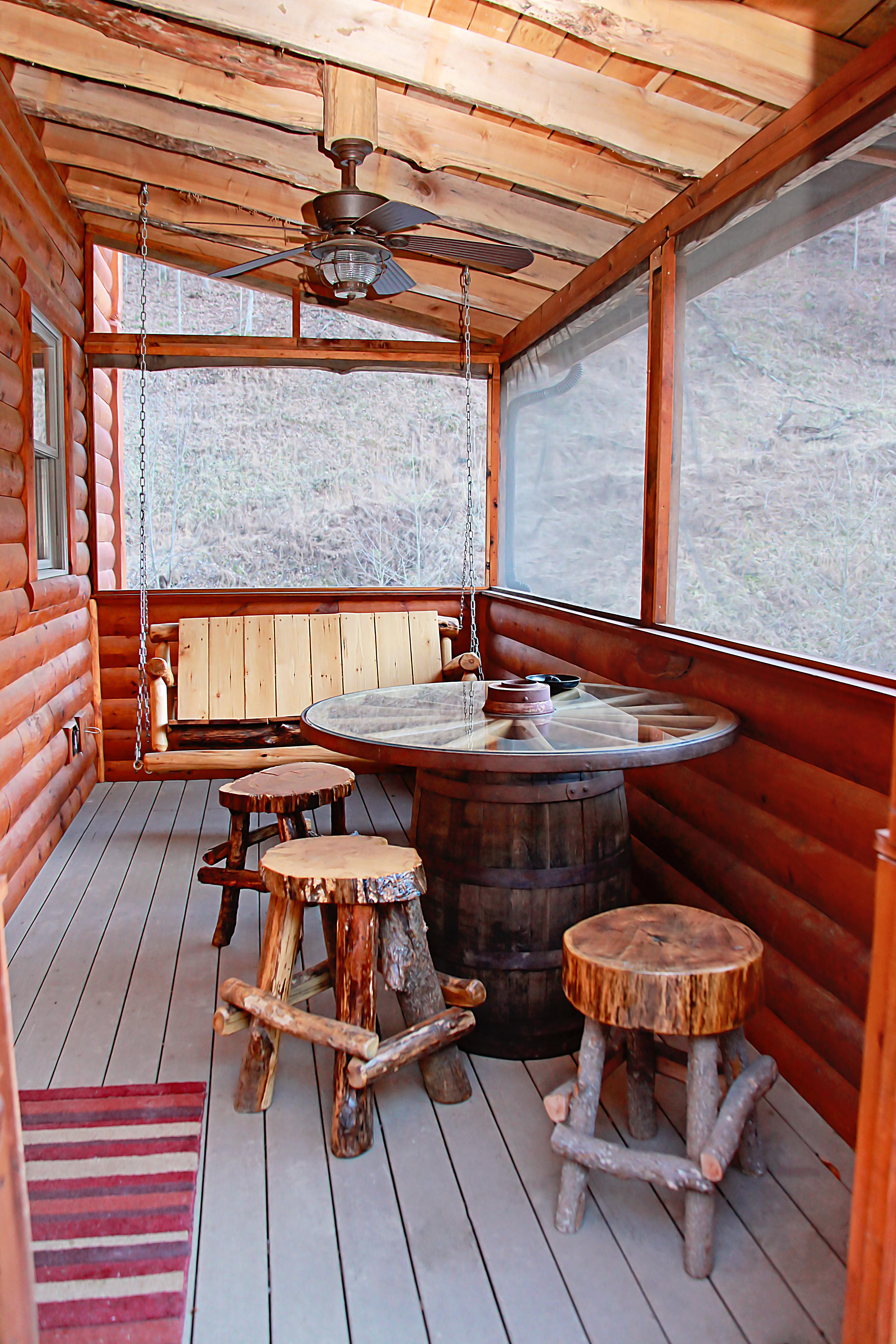 california lake sale rent wv cabins big tub with bear in hot log for lakefront jacuzzi