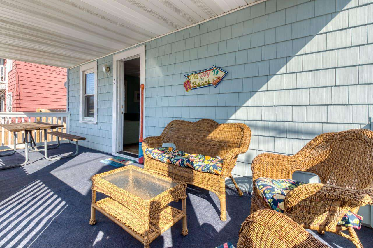 4 Bedrooms Cottage In Ocean City Md Beach House Vacation