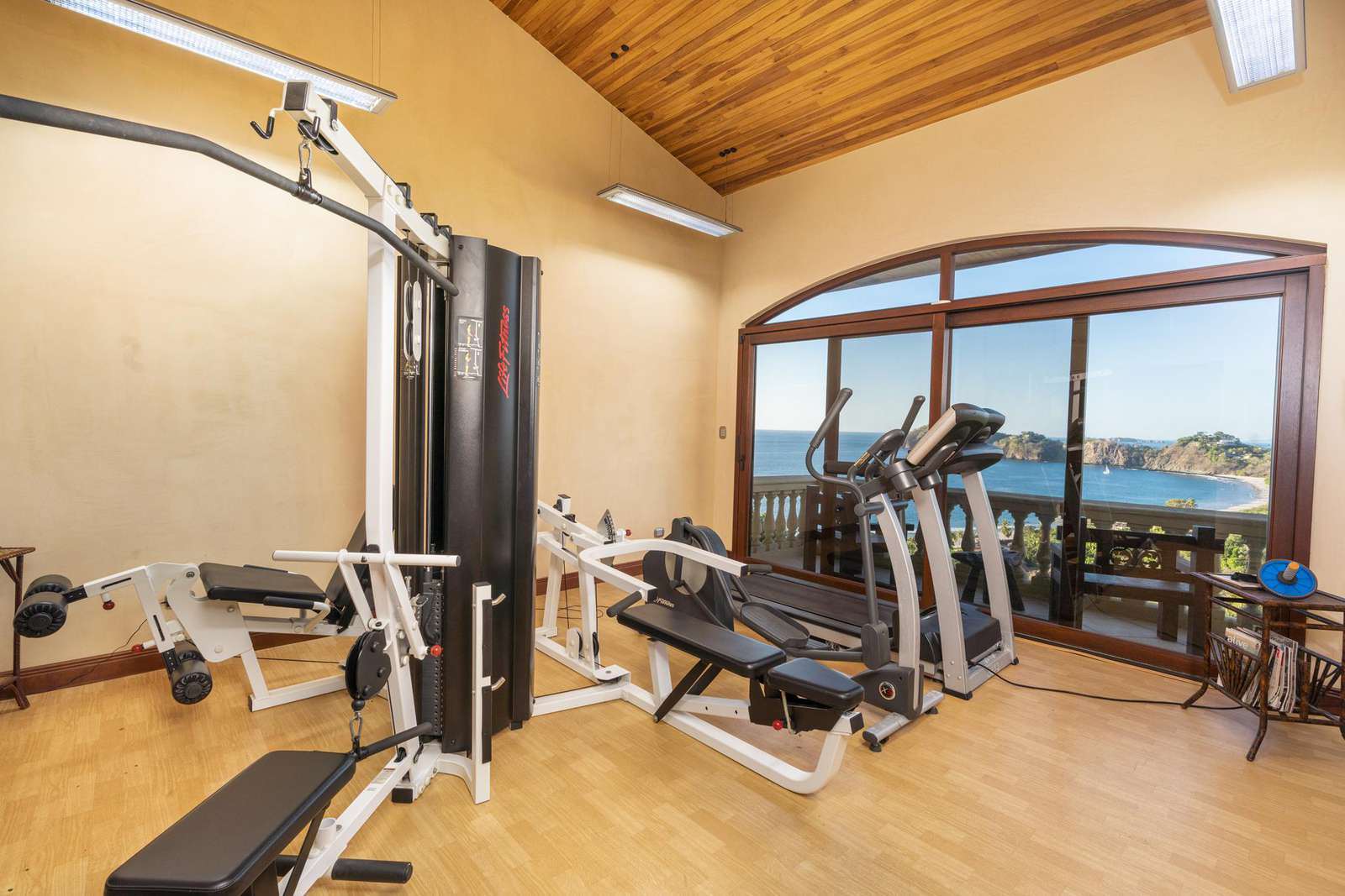 The private gym, 2nd level