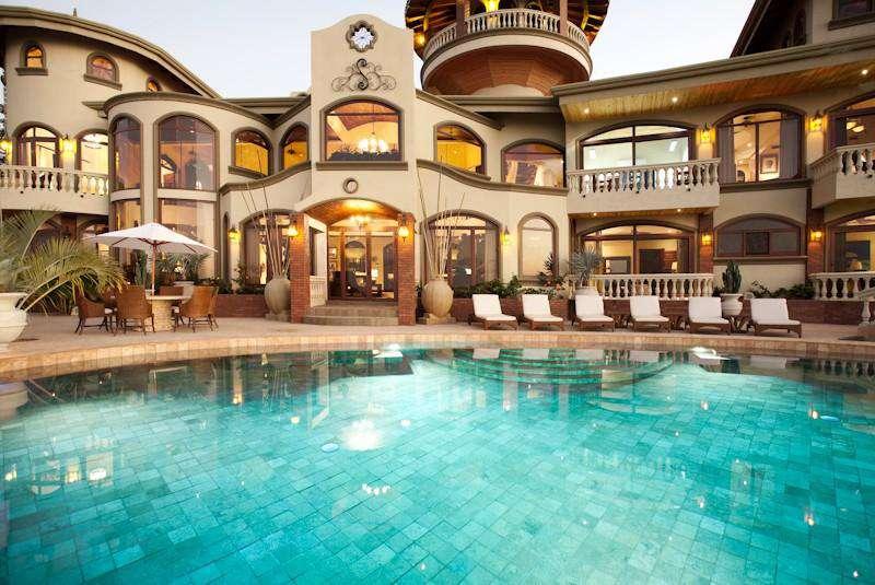 View of the amazing Casa de los Congos