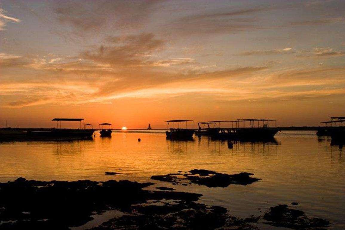 Tamarindo beach sunsets