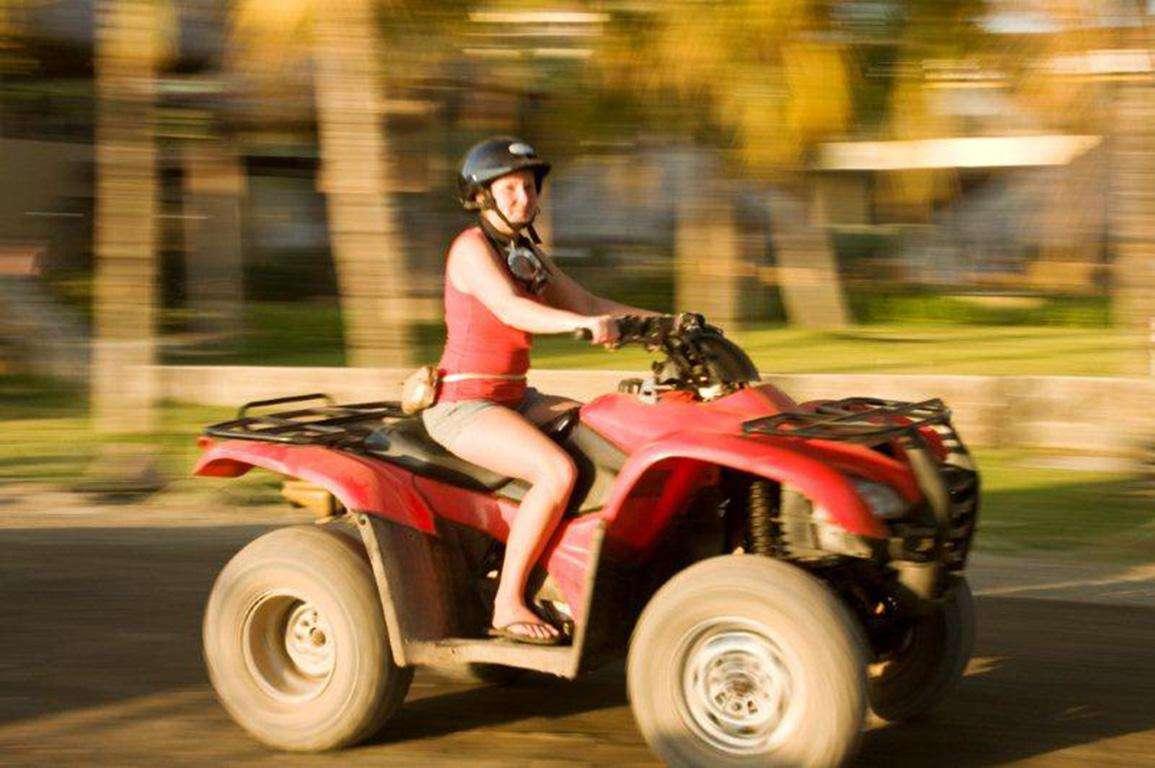 ATV off roading adventures
