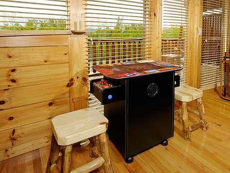 Table Top Arcade Game